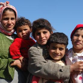 Kurdi children
