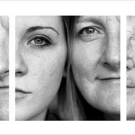 family triptych