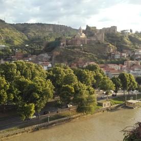 závěr v Tbilisi
