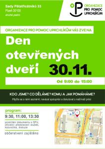 Den otevřených dveří_Plzeň